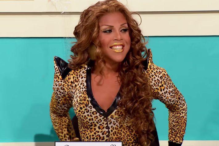 84. Kenya Michaels as Beyoncé (Season 4)