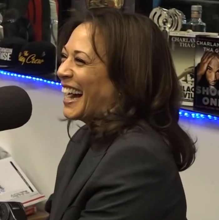 Kamala Harris: I've Smoked Weed and 'I Did Inhale'