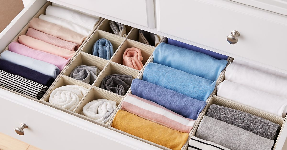 The Best Drawer Organizers, According to Professional Declutterers
