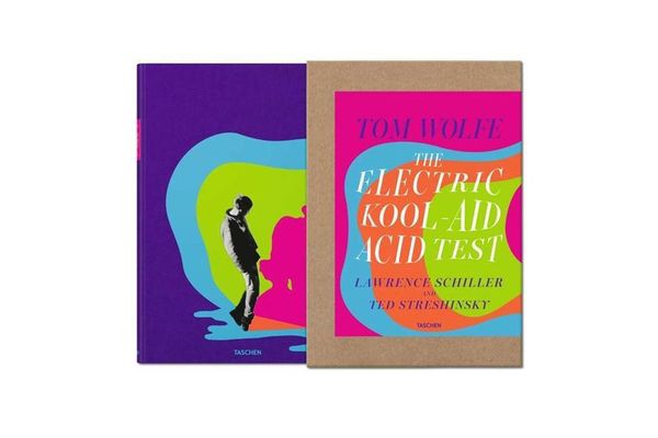 The Electric Kool-Aid Acid Test by Tom Wolfe. Signed Limited Edition