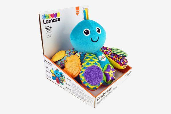 Lamaze Octotunes Baby Sensory Musical Toy