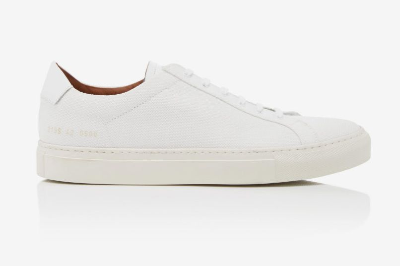 Common Projects Achilles Canvas Low-Top Sneakers