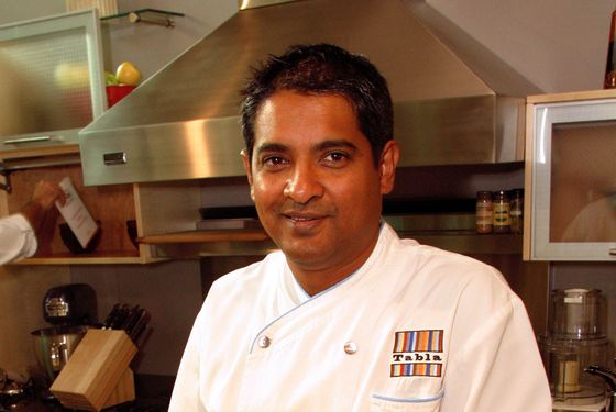 Floyd Cardoz on 'Top Chef Masters' (and the Latest on His New Restaurant)