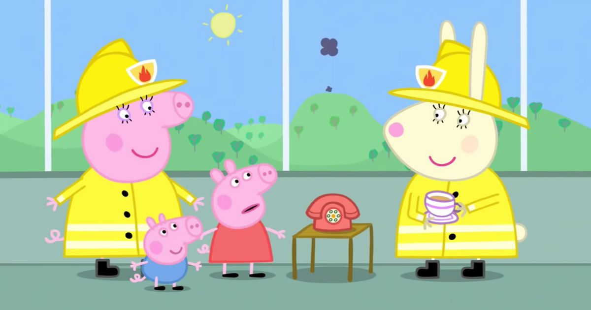 Wots This Peppa Pig Sexism Row All About, Then?