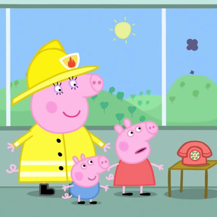 Unpacking The Peppa Pig Sexism Controversy