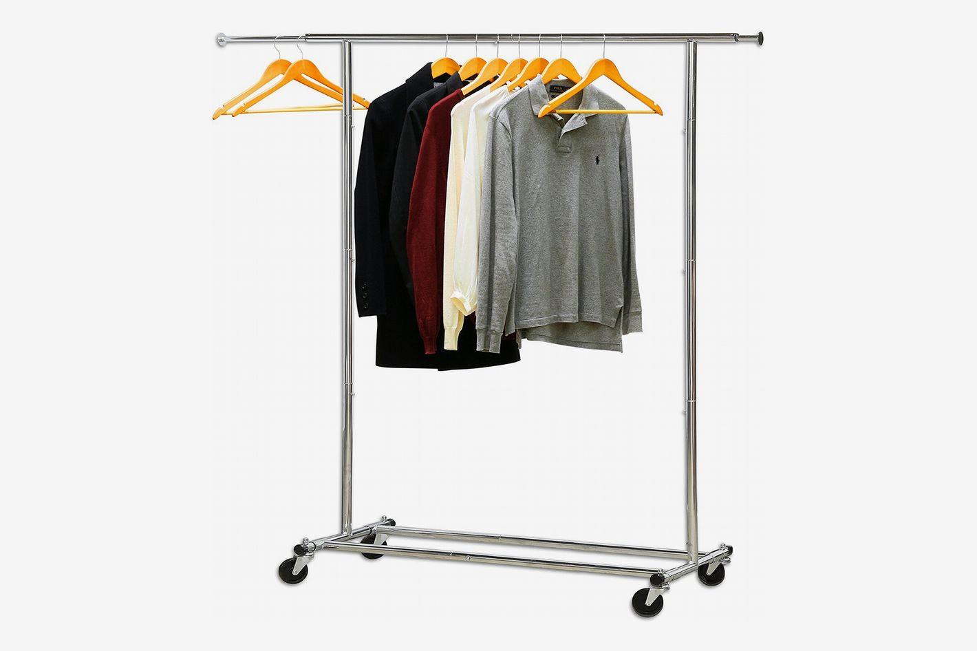 Simple Houseware Heavy Duty Rack, Chrome