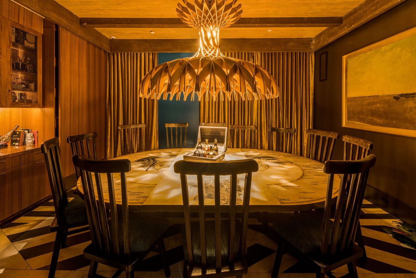 New Private Dining Rooms In York City