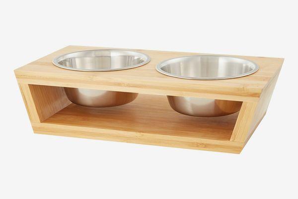 Pawfect Pets Premium Elevated Dog & Cat Diner