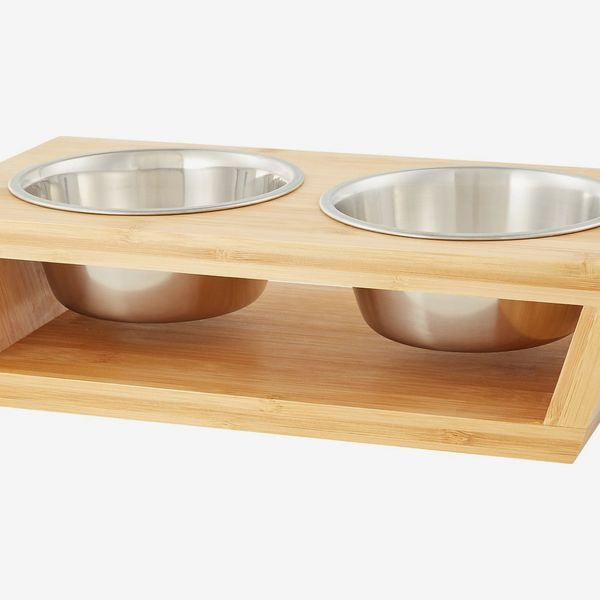 Pawfect Pets Premium Elevated Dog & Cat Diner