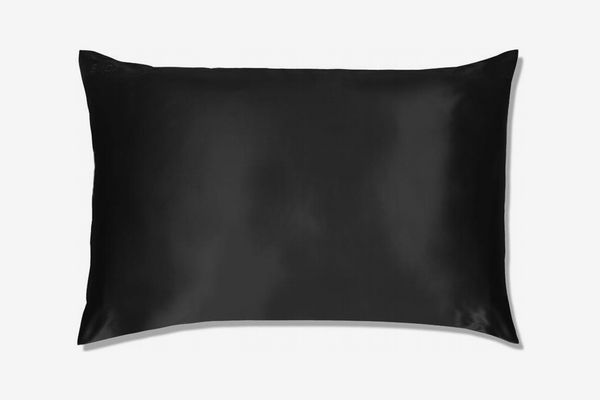 Slip Pure Silk Pillowcase in Black