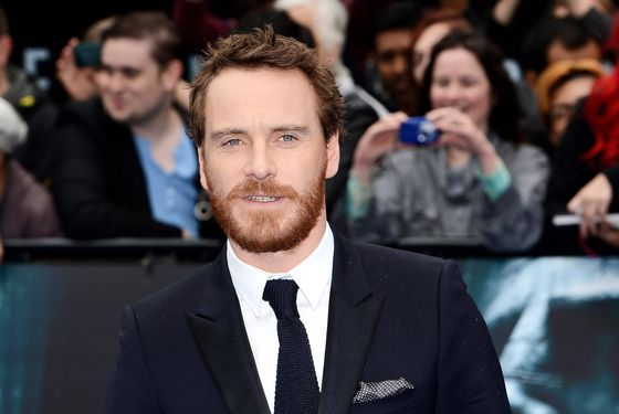 "LONDON, ENGLAND - MAY 31:  Actor Michael Fassbender attends the world premiere of ""Prometheus"" at the Empire Leicester Square on May 31, 2012 in London, England.  (Photo by Ian Gavan/Getty Images)"