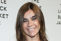Carine Roitfeld attends Chanel's; The Little Black Jacket Event at The Swiss Institute in New York City on June 6, 2012  ? Alexander Michael / Retna Ltd.