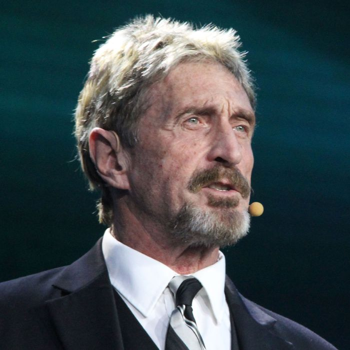 The Obscure, Legal Drug That Fuels John McAfee