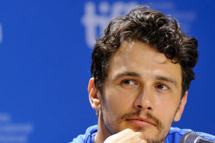 epUS actor and cast member James Franco attends a press conference for the film 'Spring Breakers' during the 37th annual Toronto International Film Festival in Toronto, Canada, on 07 September 2012. a03388779 US actor and cast member James Franco attends a press conference for the film 'Spring Breakers' during the 37th annual Toronto International Film Festival in Toronto, Canada, on 07 September 2012. The festival runs until 16 September 2012.  EPA/WARREN TODA