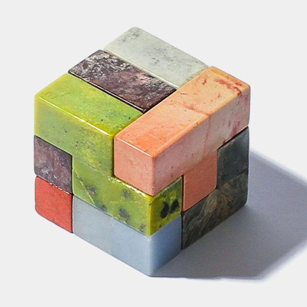D.A.R. Proyectos Cubestone Puzzle