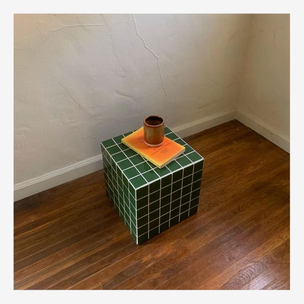 Willow Side Cube Table