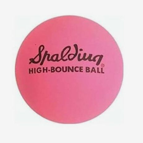 Spalding High-Bounce Ball (Pack of 4)
