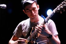 """Sufjan Stevens  attends rehearsals during a photo call for """"Jazz In The Domain"""" as part of the 2008 Sydney Festival in the Domain on January 12, 2008 in Sydney, Australia."""