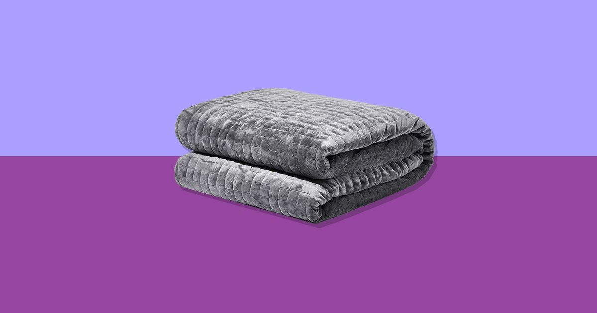 Gravity Weighted Blanket Sale 2020 The Strategist New
