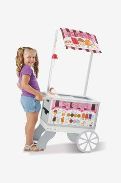 Snacks & Sweets Food Cart Playset