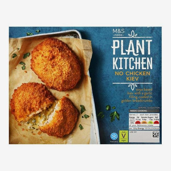 M&S Plant Kitchen No Chicken Kiev