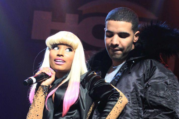 Drake And Nicki Minaj Hookup 2018