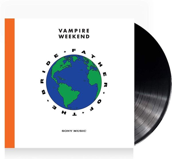 Father of the Bride, by Vampire Weekend (LP)
