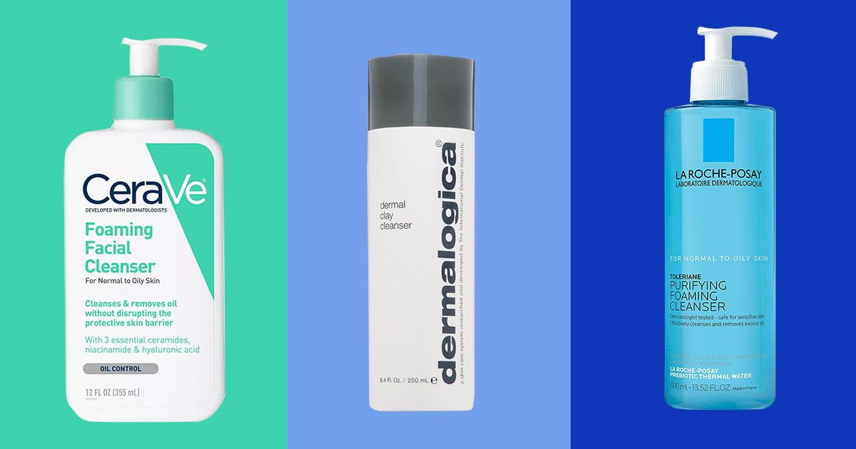 13 Best Face Washes For Oily Skin 2019 The Strategist New York