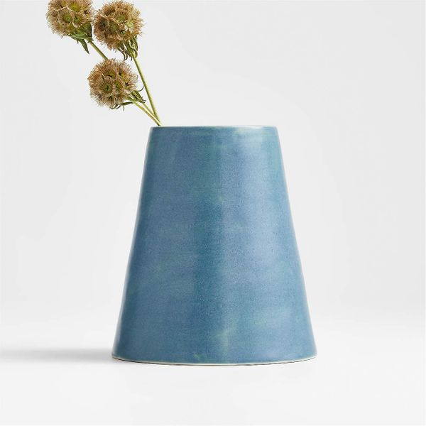 Ekua Ceramics Midnight Vase