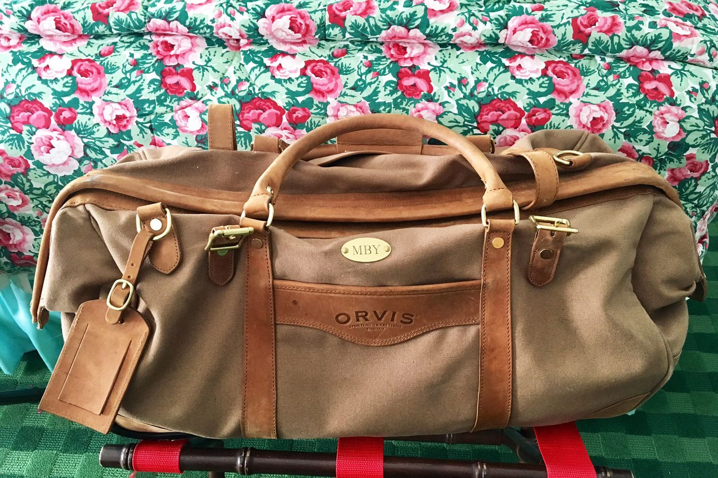 Orvis 1856 Medium Duffle