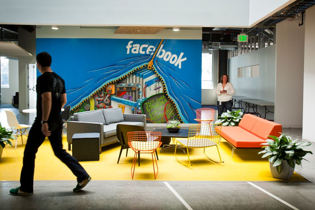 Photos Offices In Silicon Valley That Are Way Better Than
