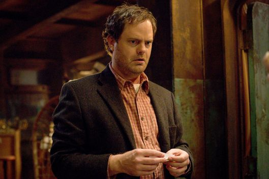"BACKSTROM:  When a Chinese fortune teller is murdered in Portland's Chinatown, clues lead Backstrom (Rainn Wilson) to a laundry service in the ""Ancient, Chinese, Secret"" episode of BACKSTROM airing Thursday, Feb. 26 (9:00-10:00 PM ET/PT) on FOX.   ?2015 Fox Broadcasting Co. Cr: Liane Hentscher/FOX"