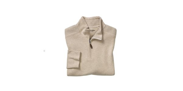 Johnston & Murphy Zip Sweater