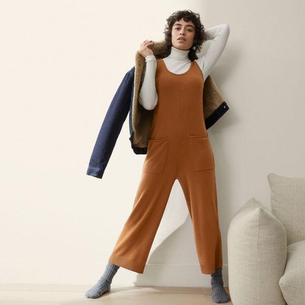 The Cashmere Jumpsuit