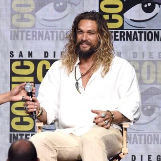 Jason Momoa Backs Up Ray Fisher's Justice League Allegations: 'Serious Stuff Went Down'