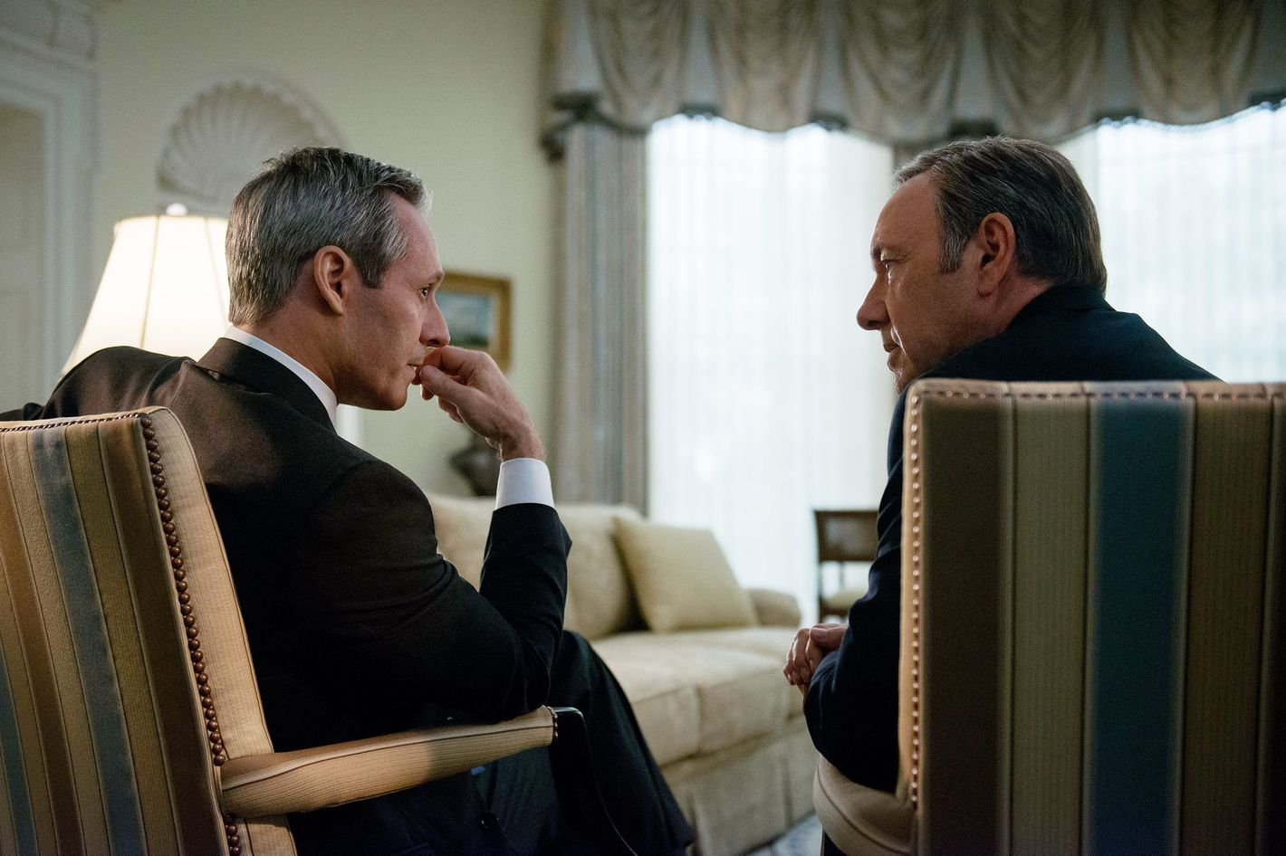 House Of Cards Season 2 Episode 11 Recap Three Is A Magic Number