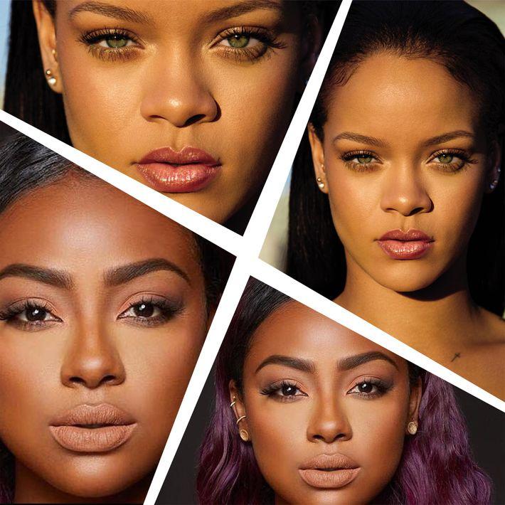 Fenty Beauty Fans Trolling Kylie Cosmetics About Inclusivity