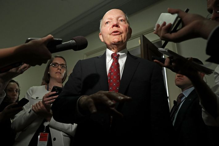 House Turns Aside Effort To Impeach IRS Chief class=