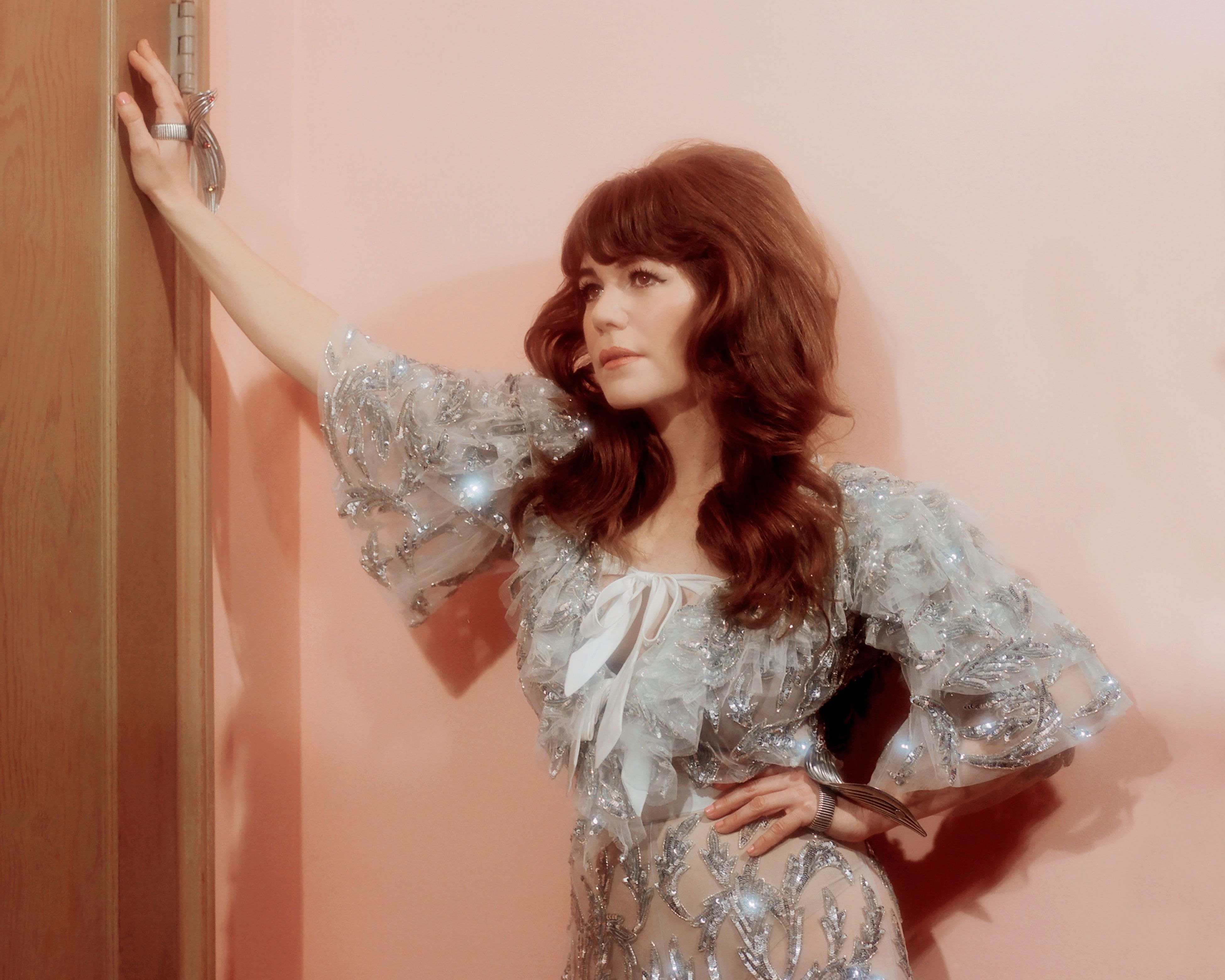 Jenny Lewis Profile For Her New Album On The Line