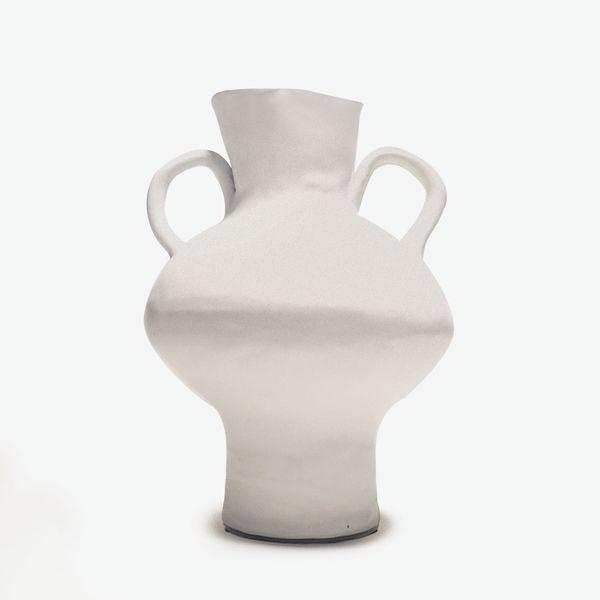 Carla Koslowsky Round Belly Vase