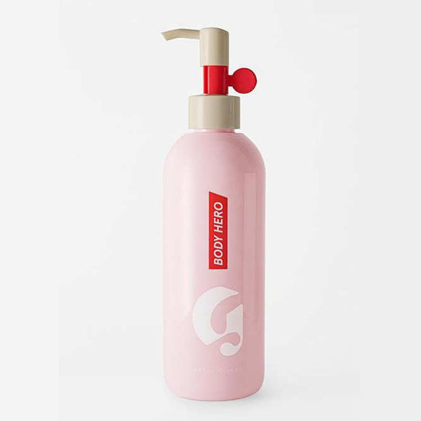 Celebrity Beauty: Glossier Body Hero Oil Wash