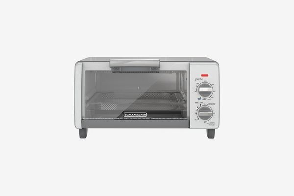 Black & Decker Crisp N' Bake Air Fry 4 Slice Toaster Oven