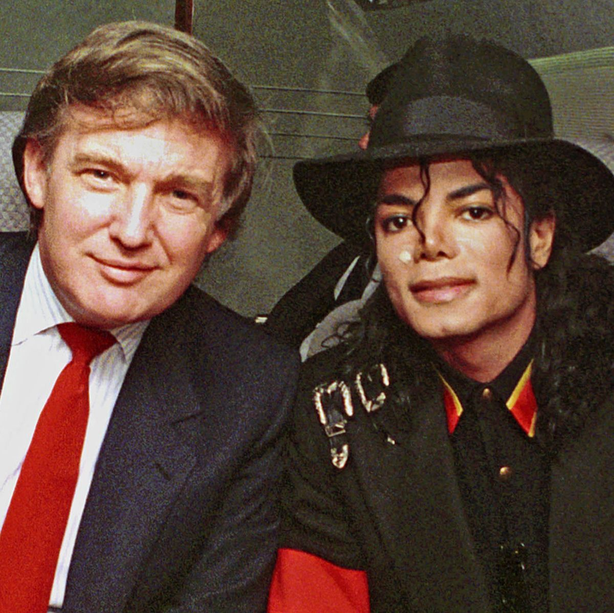 Michael Jackson and Donald Trump's Friendship: A Timeline