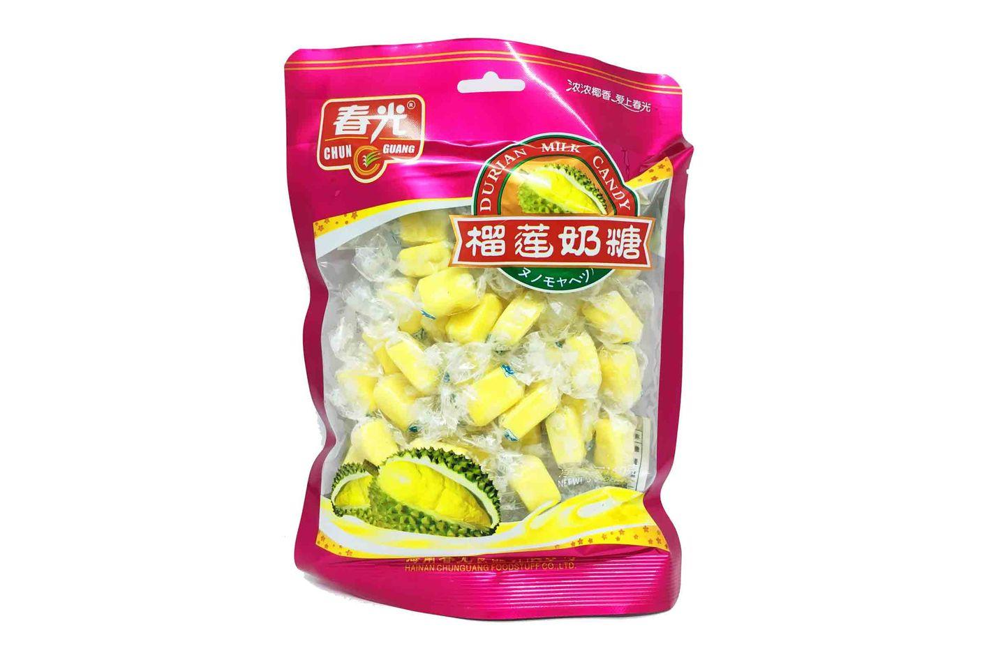 Chun Guang Durian Milk Candy