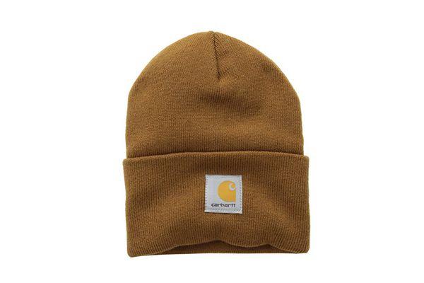 Carhartt Watch Hat A18 — Brown