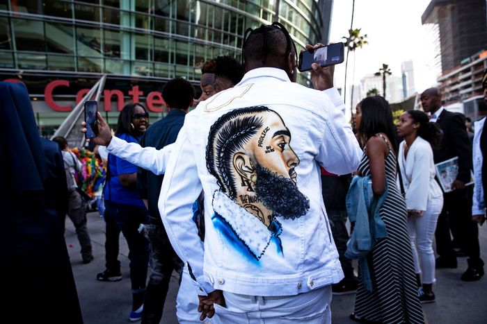 The Final Lap: How Los Angeles Gave Nipsey Hussle a Hometown Hero's Farewell
