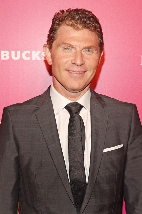 NEW YORK, NY - SEPTEMBER 14:  Bobby Flay attends the event to celebrate Us Weekly's 25 Most Stylish New Yorkers Of 2011 at Penthouse (PH-D) at Dream Downtown on September 14, 2011 in New York City.  (Photo by Rob Kim/WireImage)