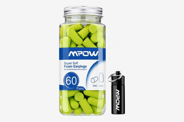 Mpow Foam Earplugs, 60 Pairs