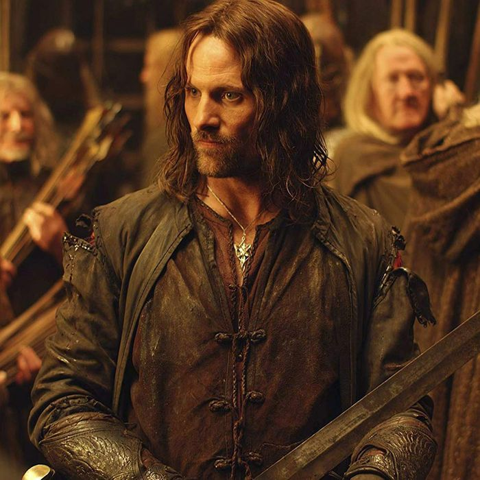 Sorry, Aragorn. You're probably not getting an Amazon show.