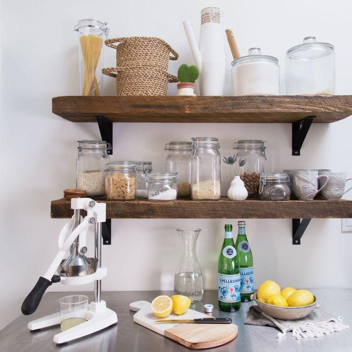 13 Easy Small Kitchen Ideas Under 100 2018 The Strategist New York Magazine